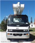 Chevrolet T8500, 2001, Truck mounted aerial platforms