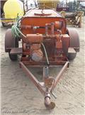 FMC Bean R10, Water Pumps