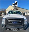 Ford F 550، 2016، المنصات الهوائية المثبتة على شاحنة