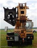 Grove TMS 250 C, Celtņi nelīdzenām virsmām
