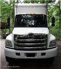 히노 268, 2012, 탑차 트럭