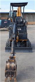 John Deere 17 D, 2012, Mini bagri <7t
