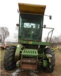 John Deere 5400, Forage Harvester