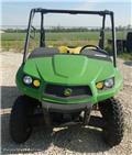 John Deere XUV 550, 2012, Maquinaria para servicios públicos
