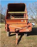 New Holland Crop Carrier 8, Övriga vallmaskiner