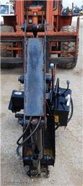 Charles Machine Works A221, Urbšanas iekārtu piederumi un rezerves daļas