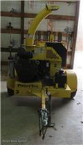 Power Tek 731, Trituradoras de madera