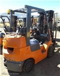 Toyota 7 FG CU 25, Diesel Forklifts