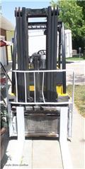 Yale GLP060VX, Tehnika ar dīzeļa dzinēju