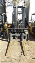 Yale GLP060VX, 2006, Diesel Forklifts