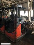 Linde [2006] REACH TRUCK R20 2t lift 11m, 2006, Reach truck - depo içi istif araçları