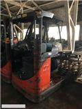 Linde [2006] REACH TRUCK R20 2t new battery, lift 11m, 2006, Wózki widłowe wysokiego składowania