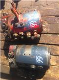Obrotnica NN 1737754 do maszyny CASE, Hidravlika