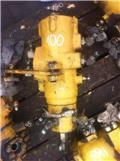 Obrotnica NN 8Z ( z obudowy), Componenti idrauliche