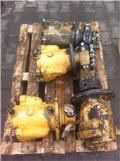 Obrotnica NN do maszyny CAT 215, Hidraulika