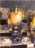 Obrotnica NN T1 8721 ( z obudowy), Hidravlika