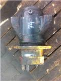 Obrotnica OK 1553617, Hidrolik