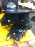 Pompa REX A8V080 LA1H2/63R1-NZG05F070+ G2-08R-877, Hidraulika