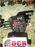 Other Rozdzielacz KRACHT 3sek MB253 1301602/2 431745 51, Hydraulik