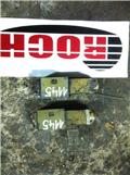 Rozdzielacz REX 1sek 4WE6D52/AG24NZ4 443143/3, Hidráulicos