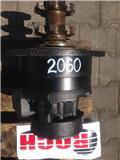 Silnik CNH MCR5A 750S128Z32B2V1L 12F7S0471A, Hydraulika