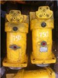 Silnik HYDRO A6V107 DA2FZ20535 225.25.00.44, Hydraulika