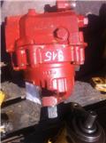 Silnik KOMAT ECA14503, Hydrauliikka