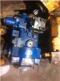 [] Silnik LIEBHERR LMV 100 ID nr 9274202-000, Hydraulika