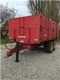 Baastrup 12 tons, Tipper trailers
