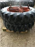 Firestone 14,9 R 38 Handy 5 arm bredde, Dual Wheels