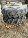 Firestone 16.9-34 5 Dual klodser, Tvillinghjul