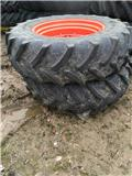 Firestone 420/85-34 & 480/80-50, Tyres, wheels and rims