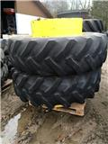 Goodyear 20.8 R42 Forkryplet ring til 38, Двойные колёса для тракторов