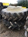 Goodyear 20.8 R38 Dual 3 låse, Двойные колёса для тракторов