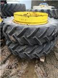Goodyear 16.9 R38, Tvillinghjul