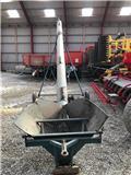 Jema Korn/gødningssnegl hydraulisk m. hjul, Muut lannoituskoneet ja lisävarusteet
