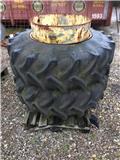 Kleber 14,9R26 Uden stænger, Dupli kotači