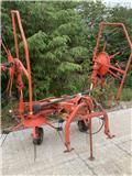 Kuhn GF 5001, 2007, Rakes and tedders