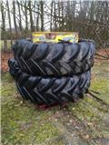 Kleber 620/70R42, Dual wheels