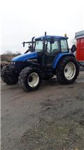 New Holland TS 115 A, 2003, Traktorer