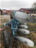 Överum CX 490 Xcelsior, 1990, Reversible ploughs