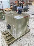 Beton 1600 kg lys + udstyr., Andet tilbehør til traktorer