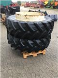 Pirelli 480/70 R38 Med kroge, Dual Wheels