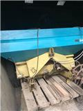 Sulky DPX 16 meter, Lannoitteenlevittimet