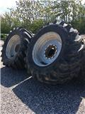 Trelleborg 850/50-38, Tires, wheels and rims