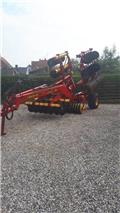 Vaderstad Carrier500, Harrows