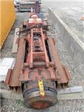 Delmag D46, 2002, Crane parts and equipment