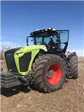 CLAAS Xerion 4500, 2015, Tractores