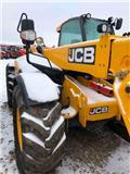 JCB 560-80, 2018, Telehandlers