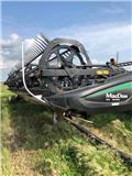MacDon D 65 S, 2013, Combine harvester heads
